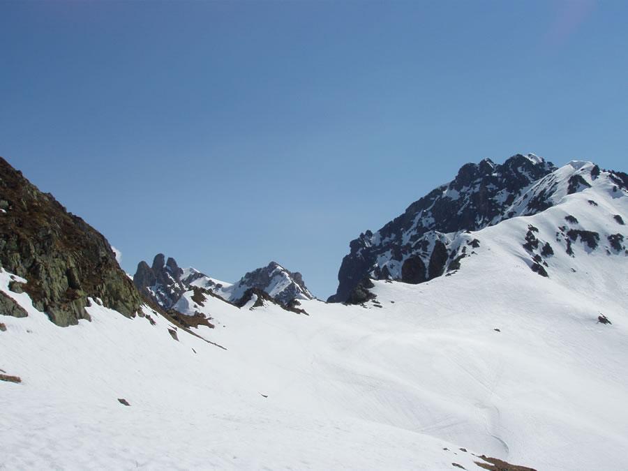 le col de la fen tre 2245m randonn e beaufortain