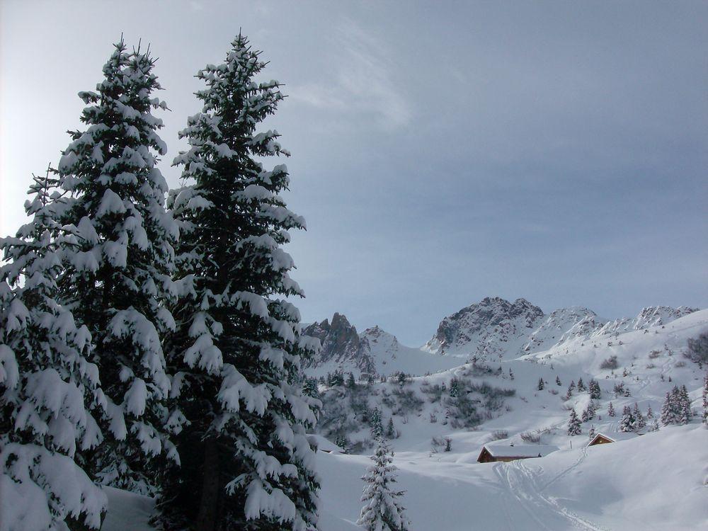 Le col de la fen tre 2245 m sortie du 27 d cembre 2010 for Col de la fenetre