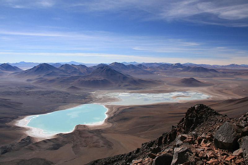 ascension du licancabur 5916m randonn233e bolivie