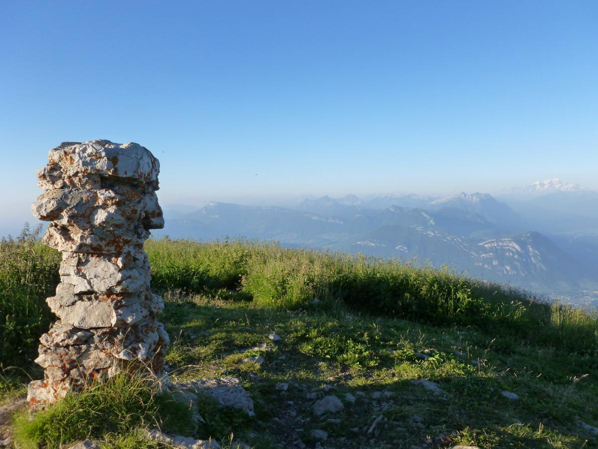 Mont granier 1933m en travers e par le col de l 39 alpette - Le pas de la porte ...