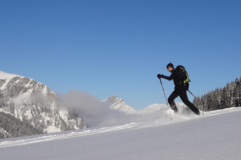 d018c9c2c25920 Raquettes à neige : conseils pour débuter et pratique alpine