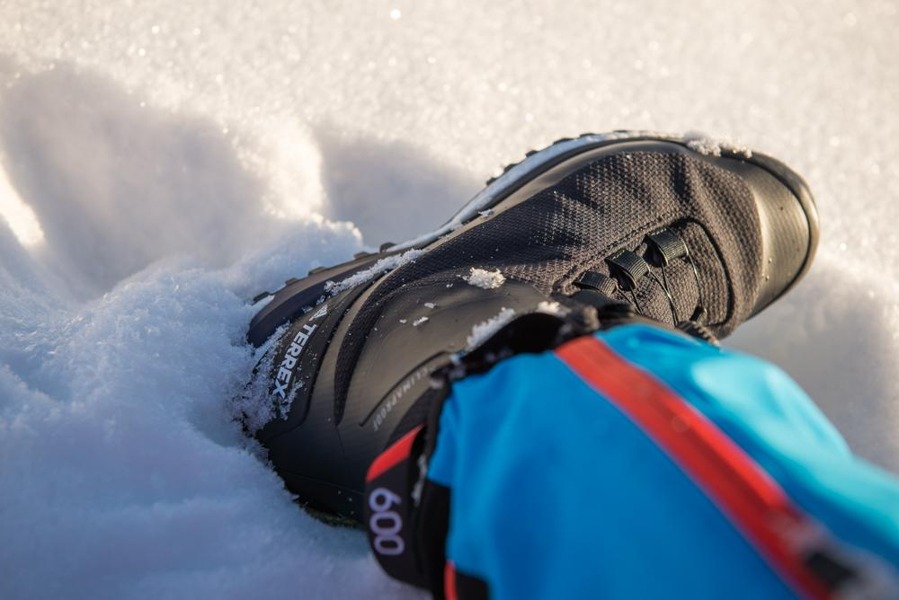 Test des chaussures ADIDAS TERREX CONRAX CLIMAHEAT BOA