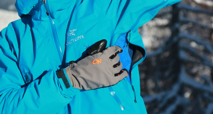Test Veste Montagne Imperm 233 Able Arc Teryx Alpha Sl Jacket