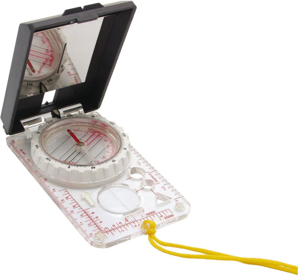 Comment utiliser une boussole pour s orienter en randonn e for Utilisation boussole miroir