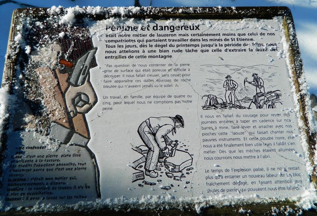 Mont Signon 1455m Et Les Narces De Chaudeyrolles Randonn 233 E Massif Central