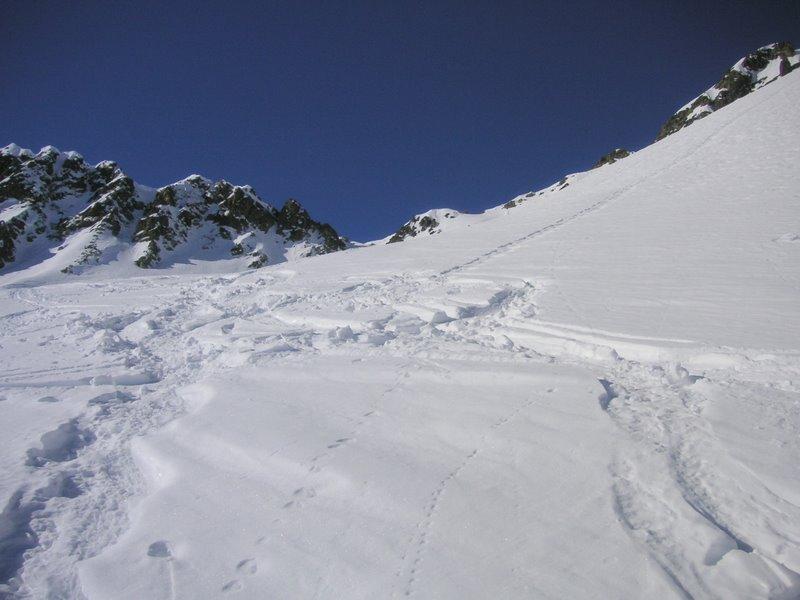 Le col de la fen tre 2245 m randonn e beaufortain for Col de la fenetre
