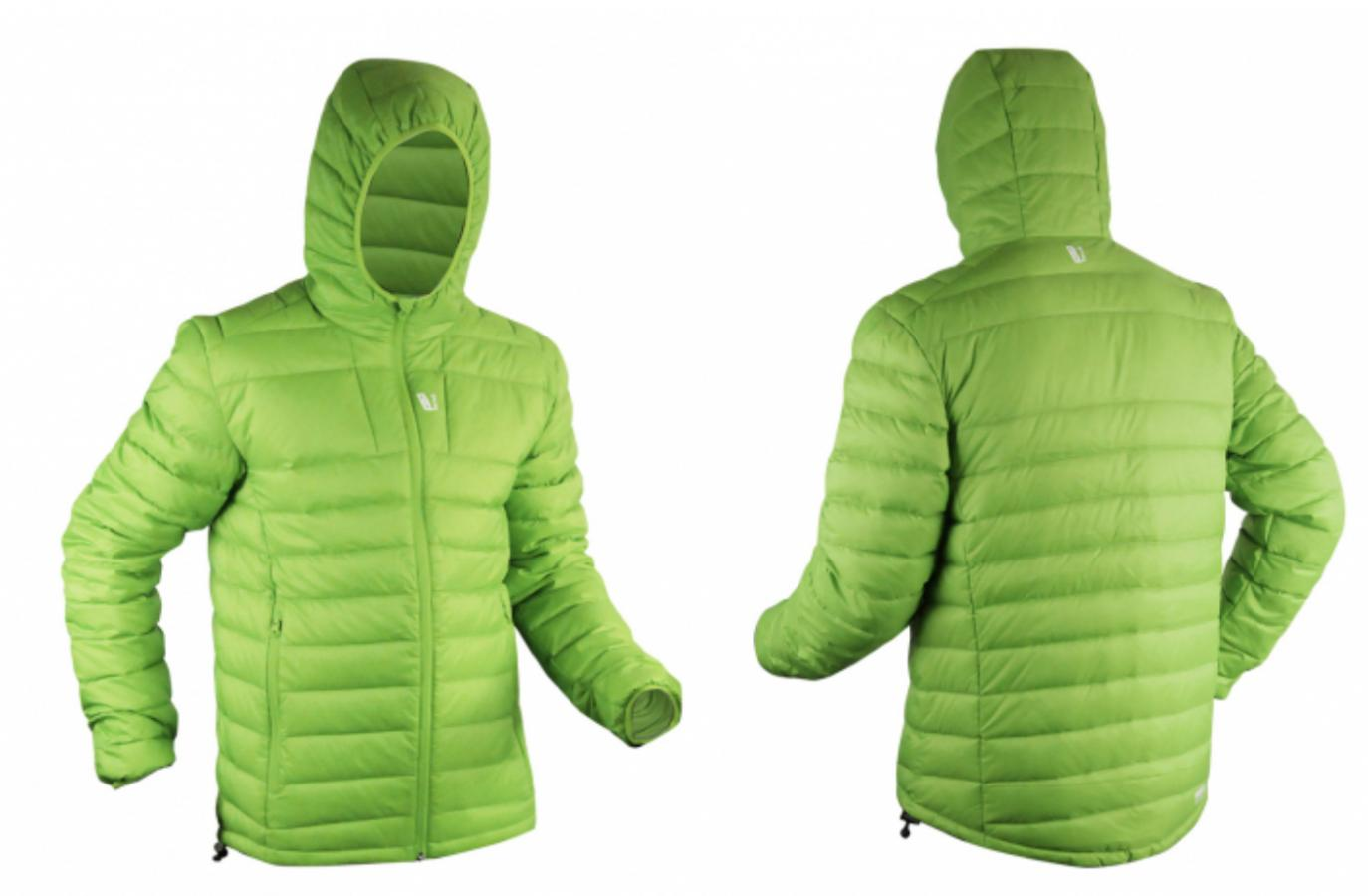 VESTE DOWN JACKET EVO - VERTICAL