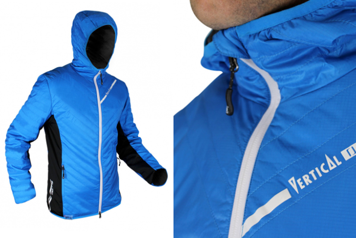 Doudoune Vertical - HYBRID Jacket ACTIV' Mountain