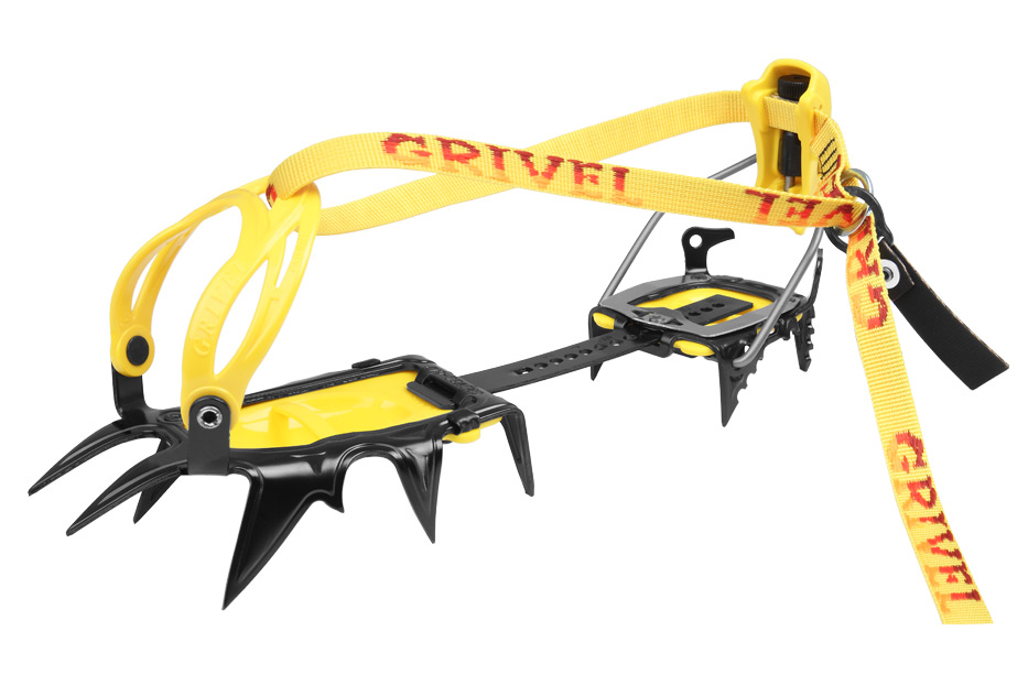 Crampons G12 Grivel