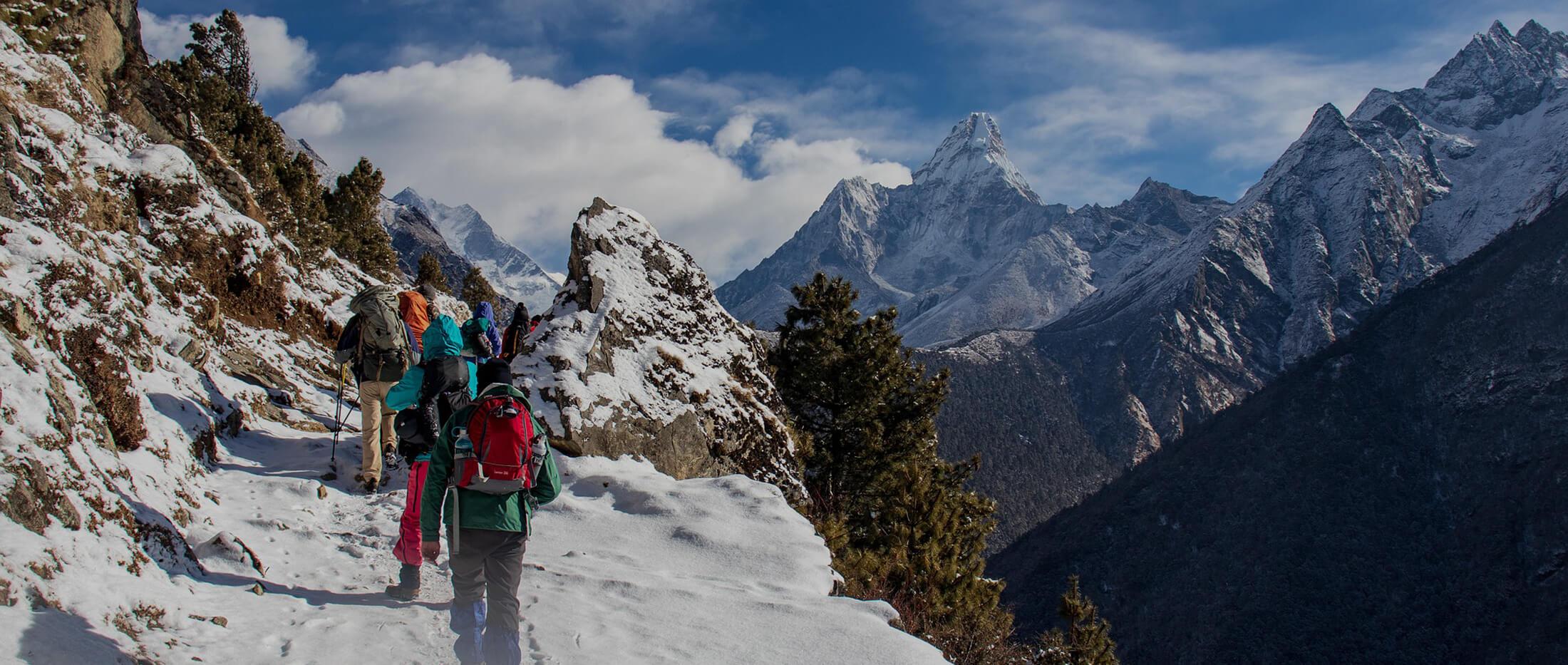 5 Pour Conseils Trek Réussir Népal Au Son FFH6nxr