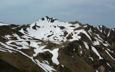 Le Puy de Sancy.