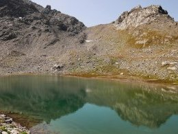 Laghi del Tachuy - Lac n°5.