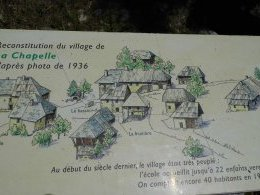 Ancien village de la Chapelle