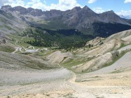 Le col d'Isoard
