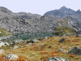 Laghi del Tachuy - Lac n°6.