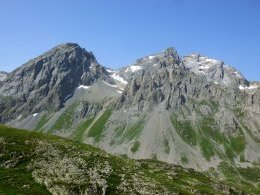 Zoom sur le Grand Galibier