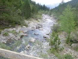 le torrent de Couleau