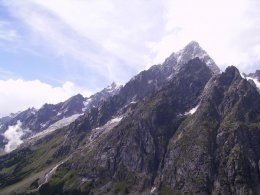 Pointe Walker des Grandes Jorasses