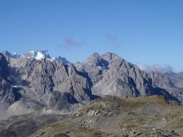 La Meije et le Grand Galibier