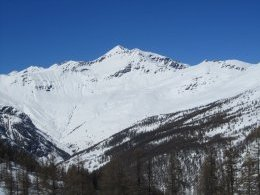 Le Bric Froid (3302m).