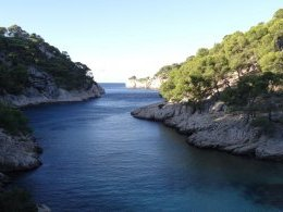 Calanque de Port-Pin.
