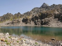 Laghi del Tachuy - Lac n°4.