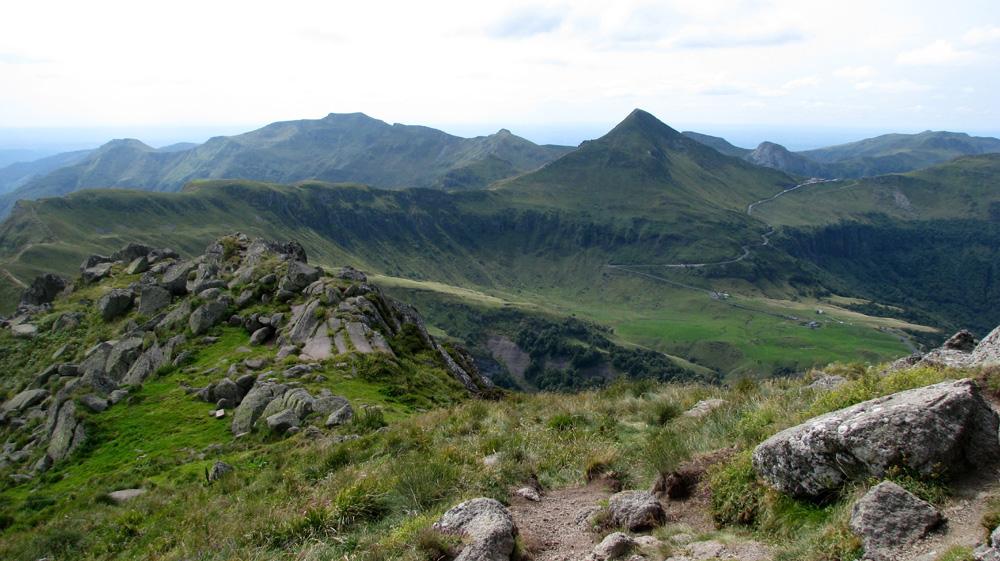 Monts du cantal - Office du tourisme lioran ...