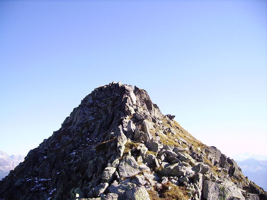 Cairn sommital du Grand Châtelet