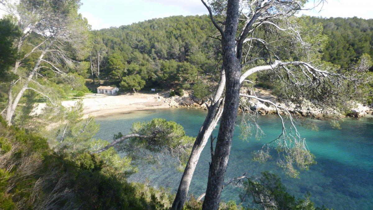 Sentier littoral saint cyr sur mer port d alon bandol - Port de la madrague saint cyr sur mer ...