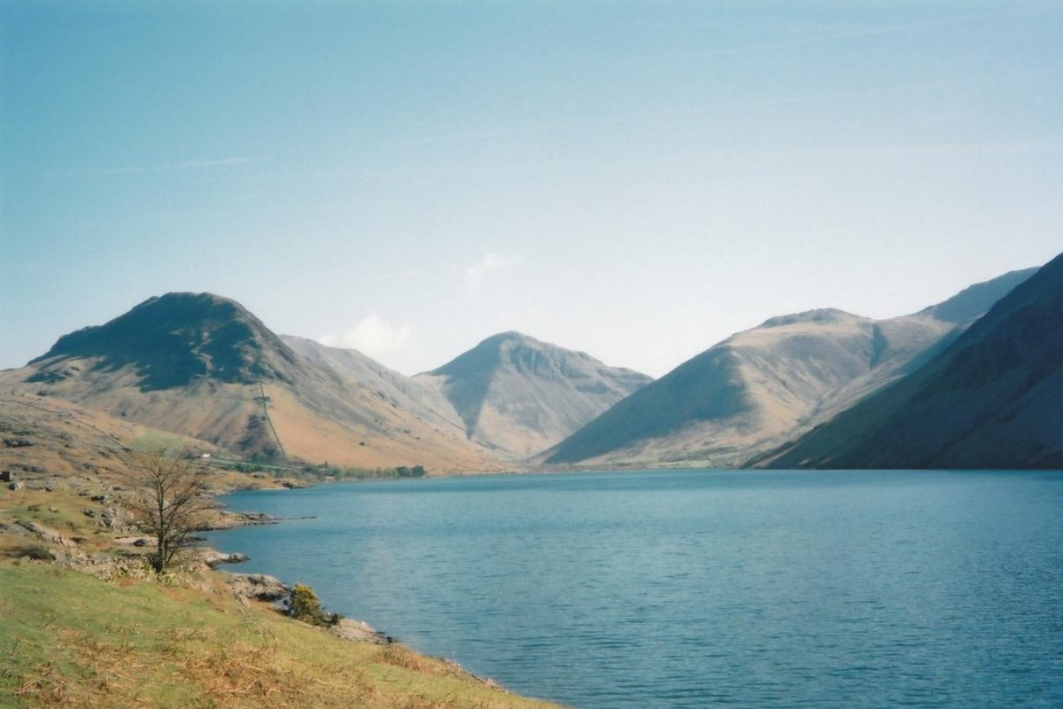 Wastwater, perle du Lake District