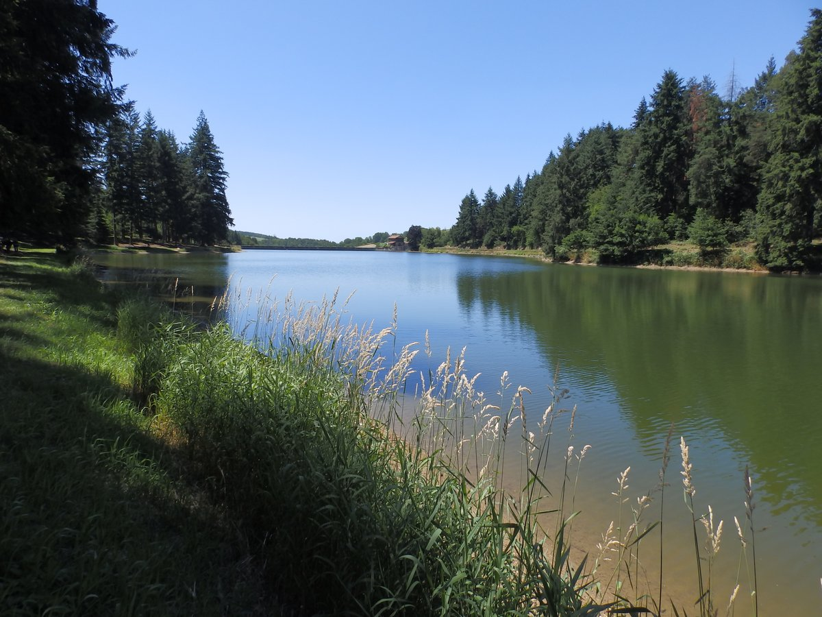 Lac de la Gimond