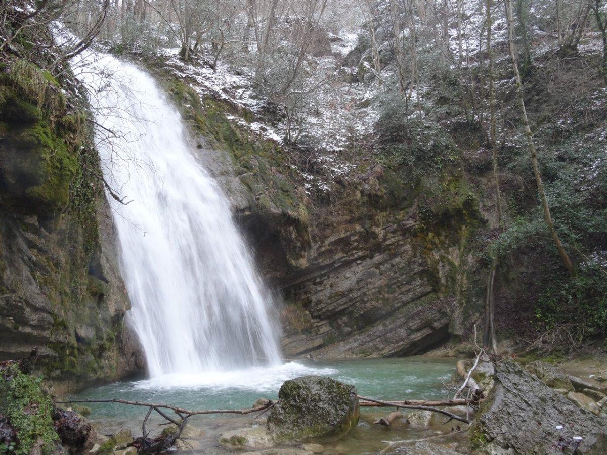 La cascade de la gouille michel par montalieu randonn e for Cascada par