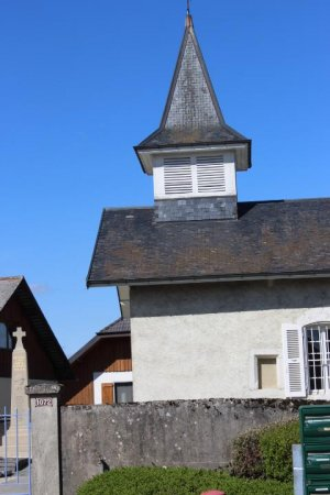 Chapelle d'Ansigny