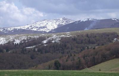 belle montagne la bresse