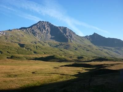 Le Signal du Petit Mont Cenis.