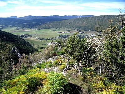 Le plateau de Lans-en-Vercors