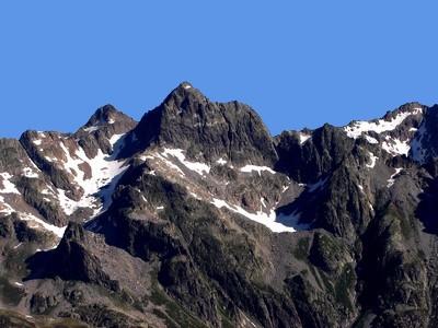 De la Cime du Sambuy, la beauté du Puy Gris s'impose !