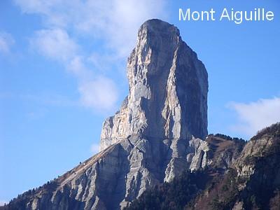 Face nord du Mont Aiguille