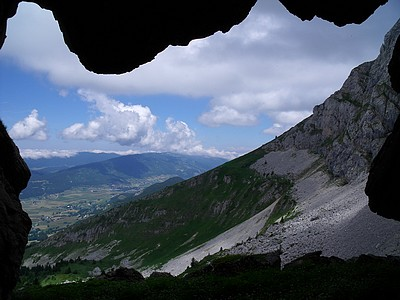Dans la Grotte aux Ours