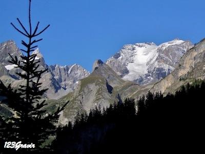 La Grande Casse et les sommets voisins
