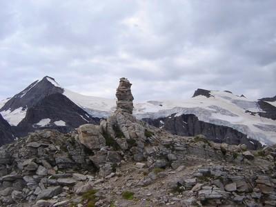 Le sommet de l'Ouille du Midi.
