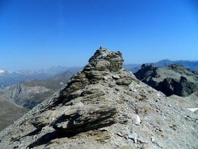 Sommet du Mont D'Ambin.