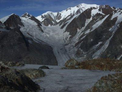 Une incursion en haute montagne