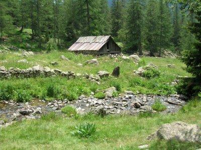 Belles prairies, chamois, torrents et chalets d'alpages pour cette sortie accessible à toute la famille