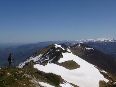 Pic de Sérau (1720 m)